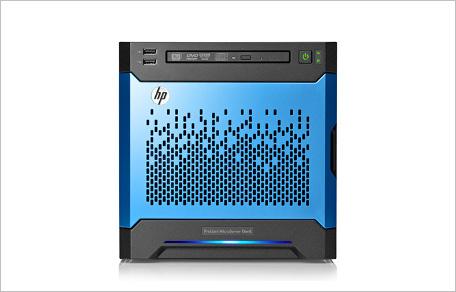 MicroServer HP ProLiant Gen8 per il negozio