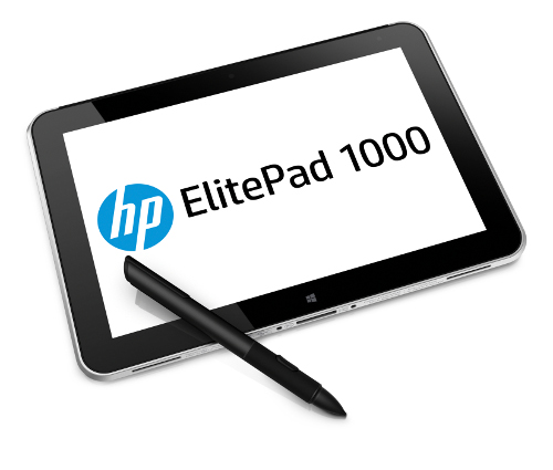 Tekio mobile retail: HP POS elitepad 1000 per negozi e punti vendita