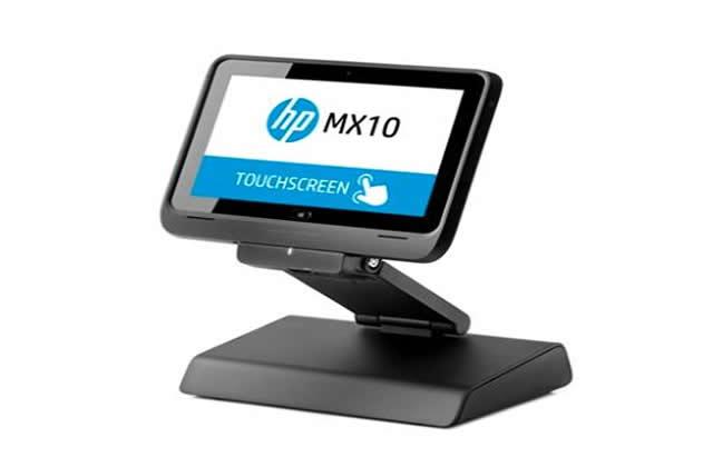 Tekio mobile retail: HP POS MX 10 per negozi e punti vendita, hardware e assistenza negozi