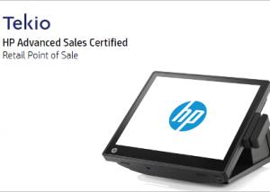Tekio retail: HP POS RP7 per negozi e punti vendita