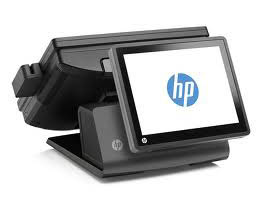 HP POS RP7 con display cliente, hardware e assistenza negozi