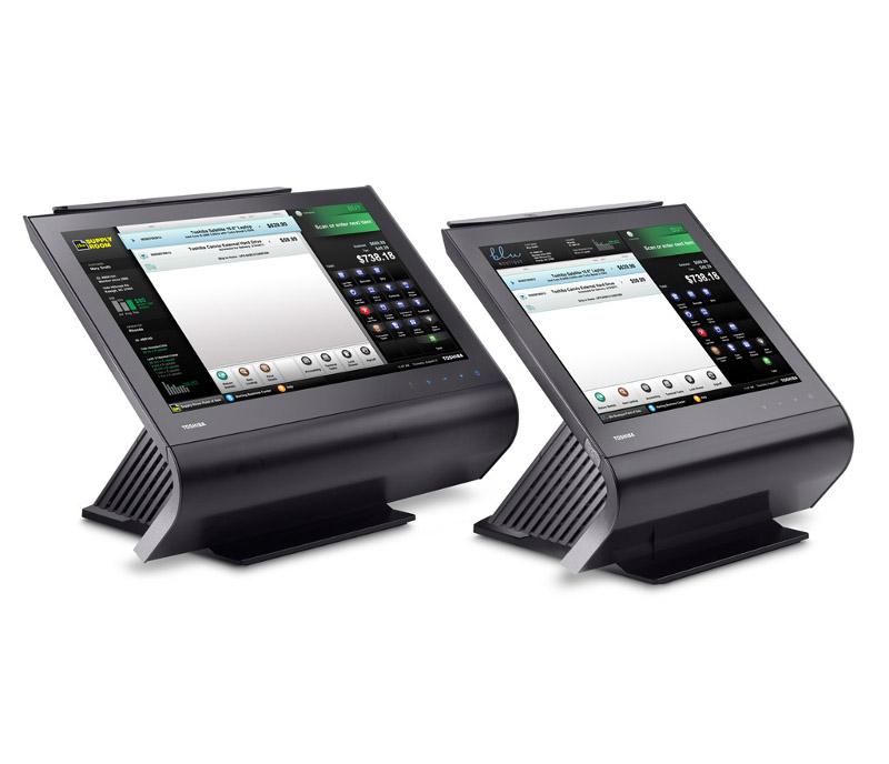 Toshiba TCxWave, sistemi POS di cassa, Tekio retail hardware Toshiba