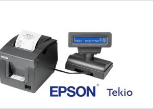 Tekio Epson FP-81II Retail fiscale per negozi e catene di punti vendita