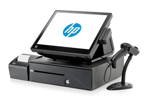 Tekio retail: HP POS RP7 postazione completa per negozi e punti vendita, hardware e assistenza